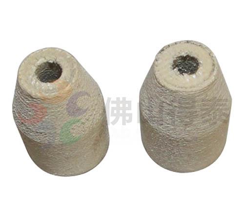 锥形纤维磨轮