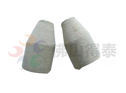 特制锥形磨轮|异形剥漆磨头